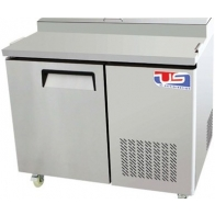US Refrigeration USPV-44 1 Door Pizza Prep Table