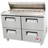 US Refrigeration USSV-48-04D 4 Drawer Salad Prep Table