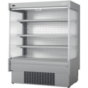 Infrico Merchandiser Open IAG-EML18INOXM1