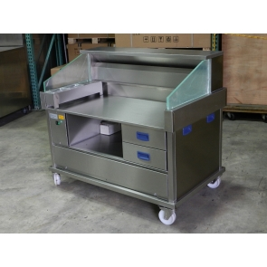 Electrolux ELP/LUSA Portable Freestanding Ventilation Equipment Grill Fryer Counter