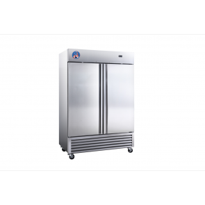Americool AM-49R 2 Door Reach-In Refrigerator