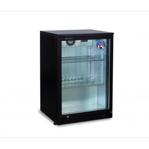 Americool AMBBBS-130 Single Hinged Glass Door Backbar Refrigerator