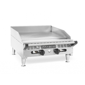 American Range AEMG-24 Manual Gas Griddle