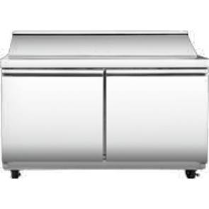 Americool AMSPT-48 2 Door Salad Prep Table
