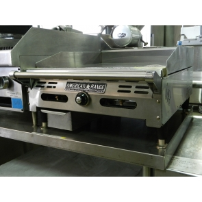 "American Range AETG-24 24"" Heavy Duty Thermostatic Griddle"