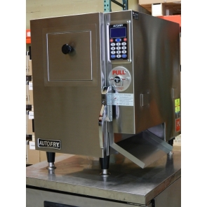"""AutoFry MTI-10X Automatic Ventless Fryer Electric """"New"""""""
