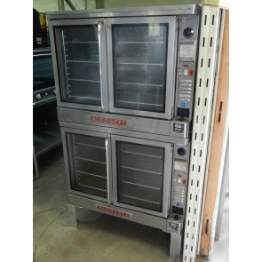 Blodgett EF-111 Doublestack Full Size 2dr. Glass Electric Convection Oven