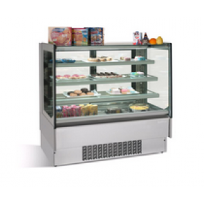 Infrico Display Case IDC-VBR12FG