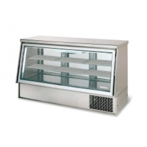 Infrico Display Case IDC-VC1400II