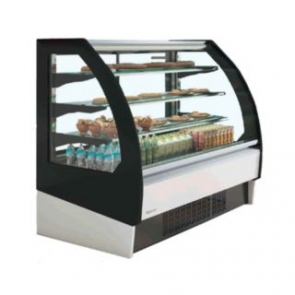 Infrico Display Case IDC-VBR12N