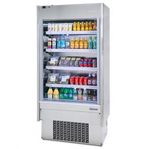 Infrico Merchandiser Open IAG-EML9INOXM1