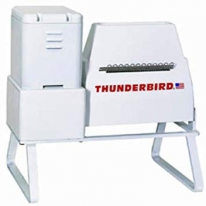 Thunderbird Food Machinery TTD-308 Meat Tenderizer up to 50lbs. per minute 1/2HP