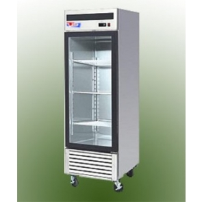 US Refrigeration USBV-24SDF 1 Door Glass Reach-In Freezer