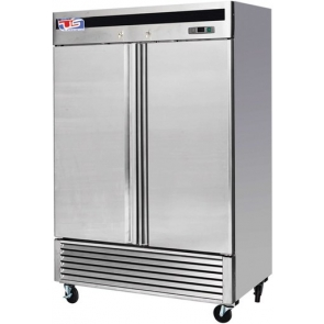 US Refrigeration USBV-48R 2 Door Reach-In Refrigerator