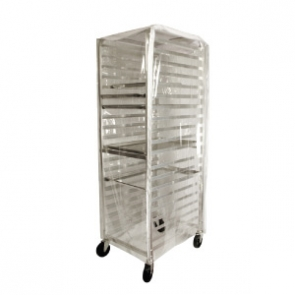 Winco ALRK-20-CV 20 Tier Sheet Pan Rack Cover