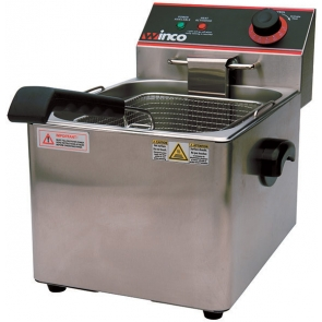 Winco EFS-16 Electric Deep Fryer