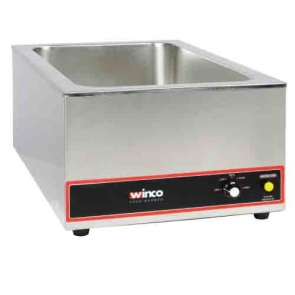 Winco FW-S500 Electric Food Warmer
