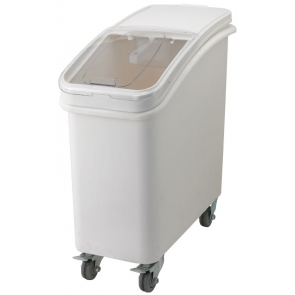Winco IB-21 Gallon Ingredient Bin with Lid