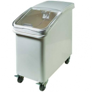 Winco IB-27 Gallon Ingredient Bin with Lid