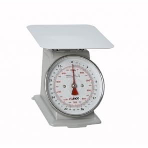 Winco SCAL-62 Scale with 2Lbs Graduation