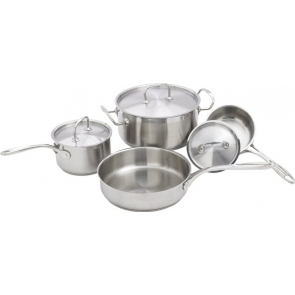 Winco SPC-7H 7 piece Cookware Set