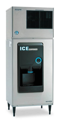 Hoshizaki KM-515-MAH(Head) DB-200H(Dispenser) 30″ W Air Cooled Ice Maker