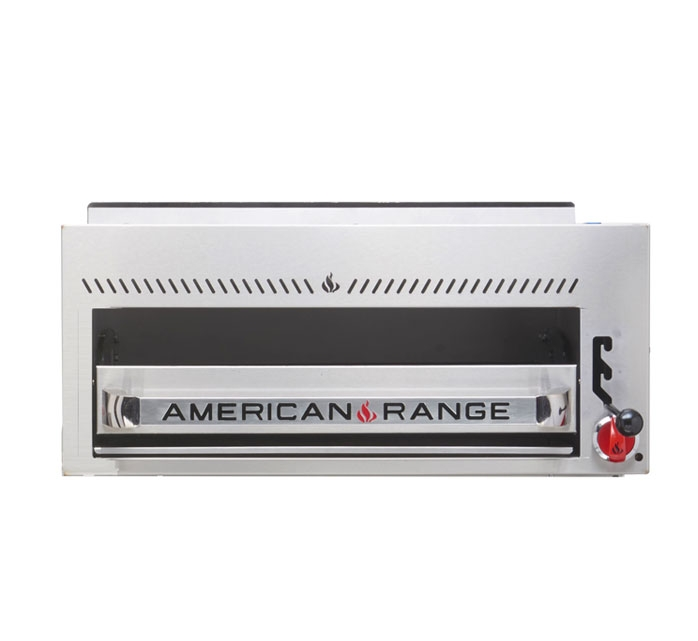 American Range Arsm 36 36 Quot Heavy Duty Infrared Salamander