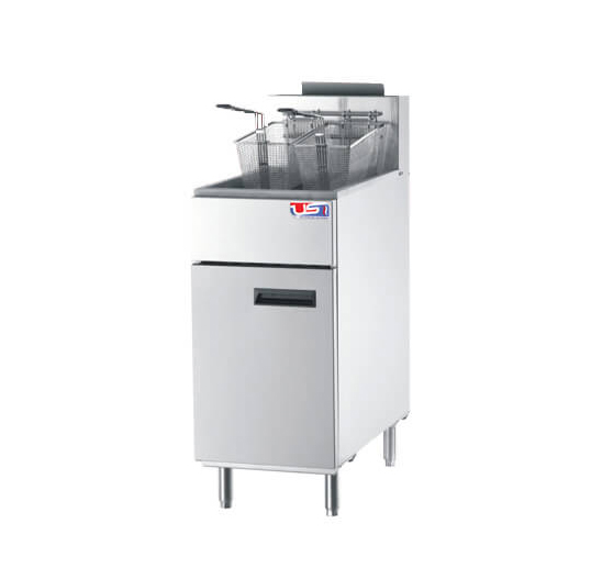 Us Cooking Usff 300 40lb Lp Gas Fryer 90k Btu Lauro